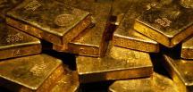 Altının kilogramı 383 bin 300 liraya geriledi