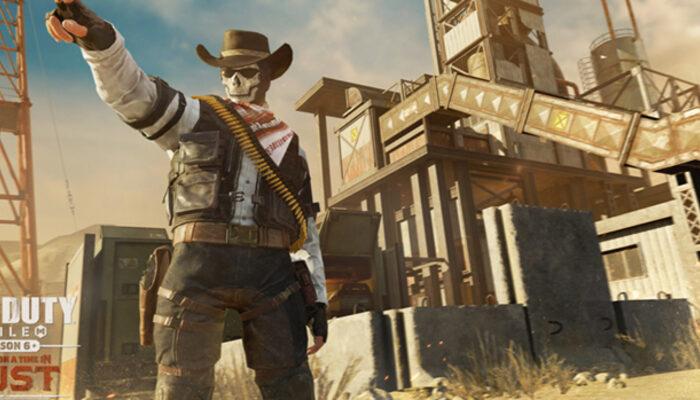 Call Of Duty: Mobile yeni sezonu Vahşi Batı temasıyla başlıyor