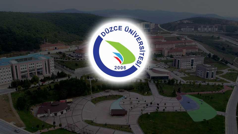 Düzce Üniversitesi Çok Sayıda Personel Alacak