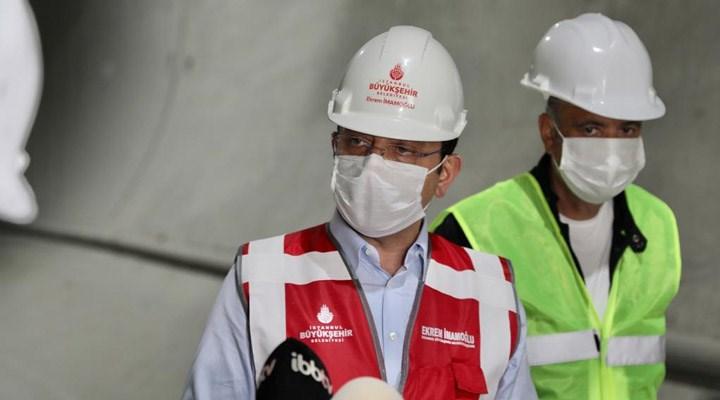 Ekrem İmamoğlu, Ümraniye-Göztepe Metro Hattı için tarih verdi