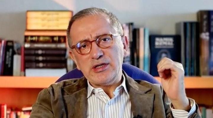 Fatih Altaylı'dan kendisini tehdit eden MHP'li Enginyurt'a yanıt