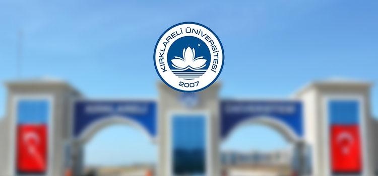 Kırklareli Üniversitesi Personel Alımı Yapacak