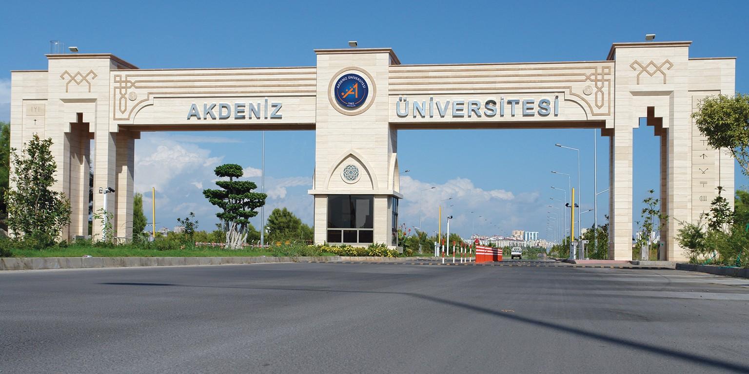 Akdeniz Üniversitesi 12 Akademik Personel Alacak