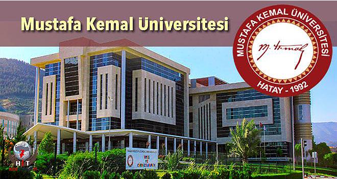Hatay Mustafa Kemal Üniversitesi 100 Sürekli İşçi Alacak