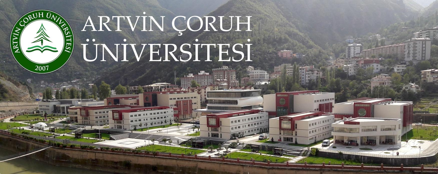Artvin Çoruh Üniversitesi 12 Akademik Personel Alacak