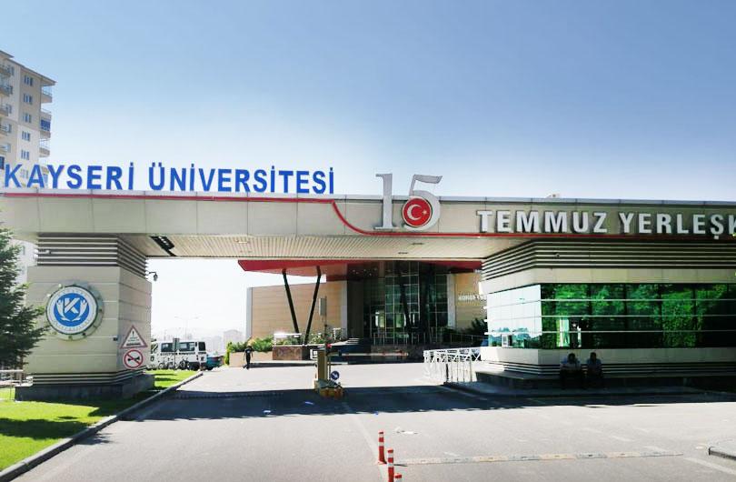 Kayseri Üniversitesi 50 KPSS İle En Az Lise Mezunu Hizmetli Ve İşçi Alımı Yapacak