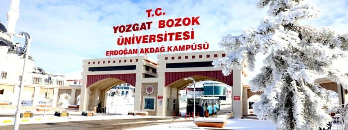 Yozgat Bozok Üniversitesi 12 Akademik Personel Alacak