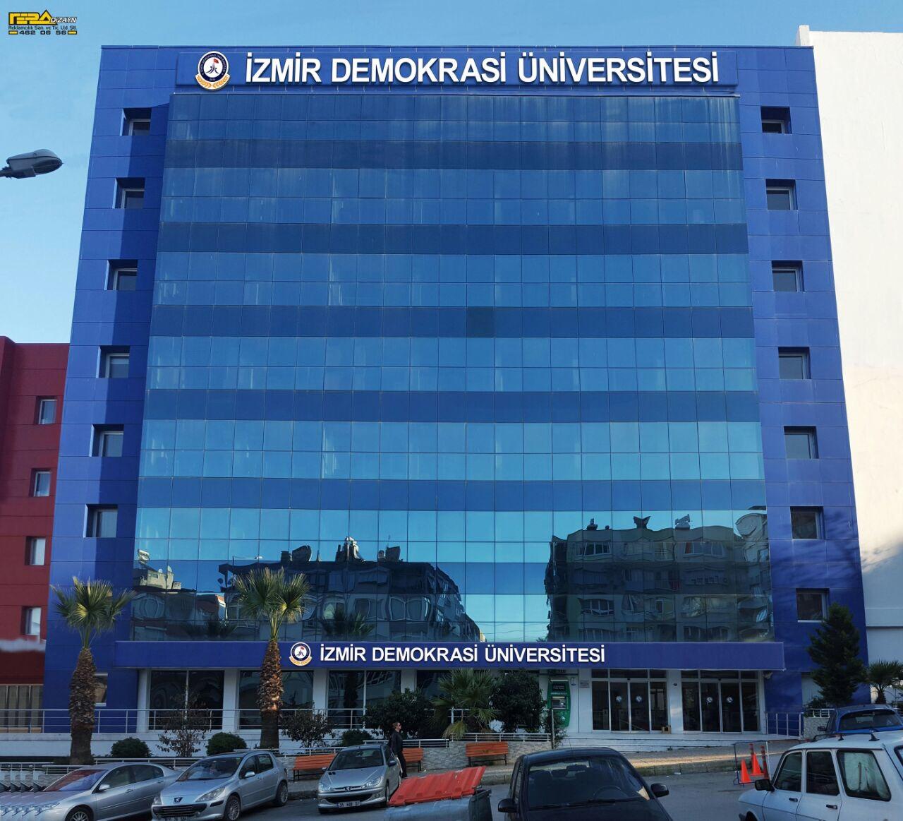 İzmir Demokrasi Üniversitesi 2 Akademik Personel Alımı Yapacak