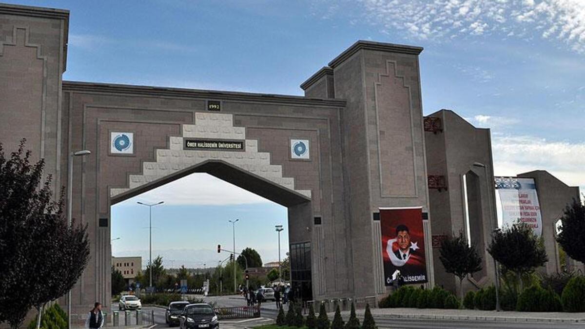 Niğde Ömer Halis Demir Üniversitesi 34 Öğretim Üyesi Alımı Yapılacak