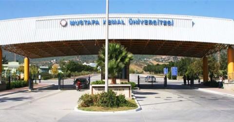 Hatay Mustafa Kemal Üniversitesi 7 Akademik Personel Alacak