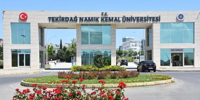 Tekirdağ Namık Kemal Üniversitesi 33 Sözleşmeli Personel Alımı Yapacak